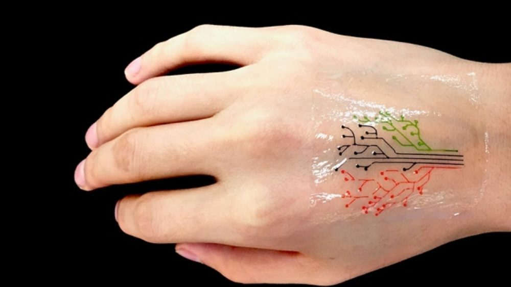 Living tattoo
