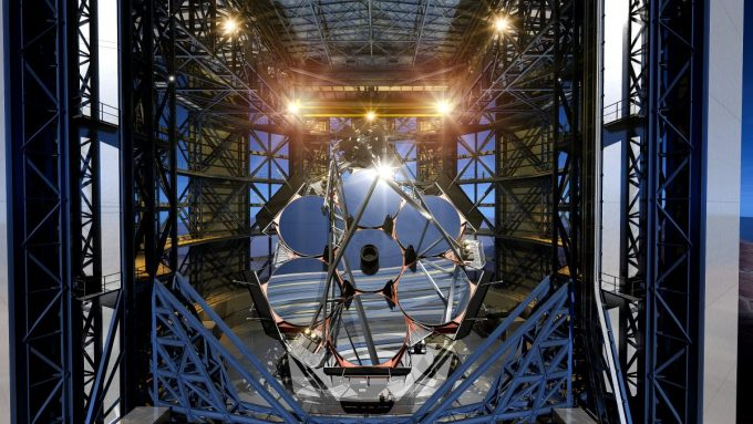 Giant Magellan Telescope: Building a Mirror for the Largest Telescope in the World