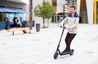 Android-Powered Scooter