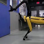 Super Freaky Boston Dynamics Robots are Now Holding Doors for Each Other