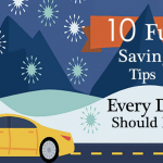 Ten Fuel Saving Tips Every Driver Should Know [Infographic]