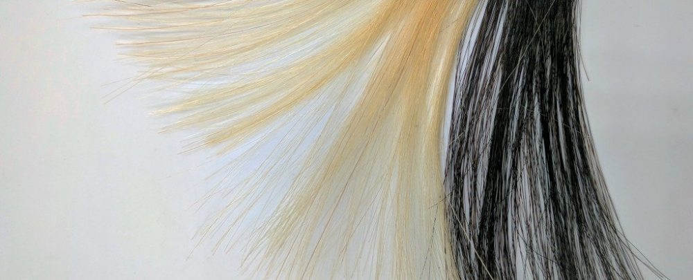 Graphene Hair Dye
