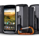 """Land Rover Launches """"Toughest Phone in the World"""""""