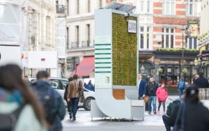 This Bench Absorbs More Air Pollution than a Small Forest