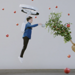Lunativity Is a Backpack-Like Jetpack Designed for Jump Augmentation