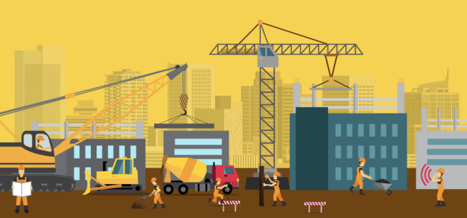 How Real-Time Data Is Changing the Construction Industry [Infographic]
