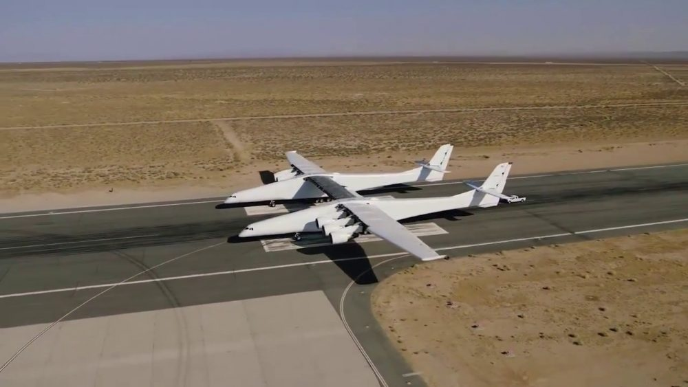 World's Largest Plane Will Take Off This Summer