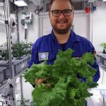 Vegetables on Ice: Scientists Grow an Entire Salad in Antarctica