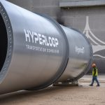 Hyperloop Transportation Technologies Building Test Track