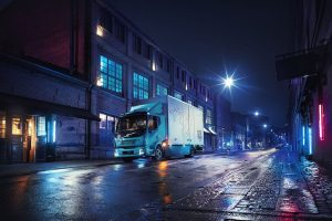 FL Electric: Volvo's First All-Electric Commercial Truck