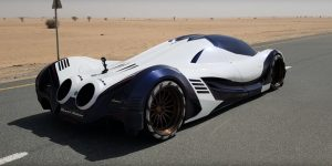 Devel Sixteen: 5000-Bhp Supercar Giving Amazing Performance