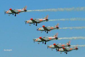 Zhengzhou Air Show 2018: Nine Teams & 233 Aircraft Stunts