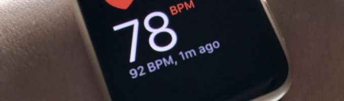 Heart Rate App in Apple Watch Saved Yet Another Life