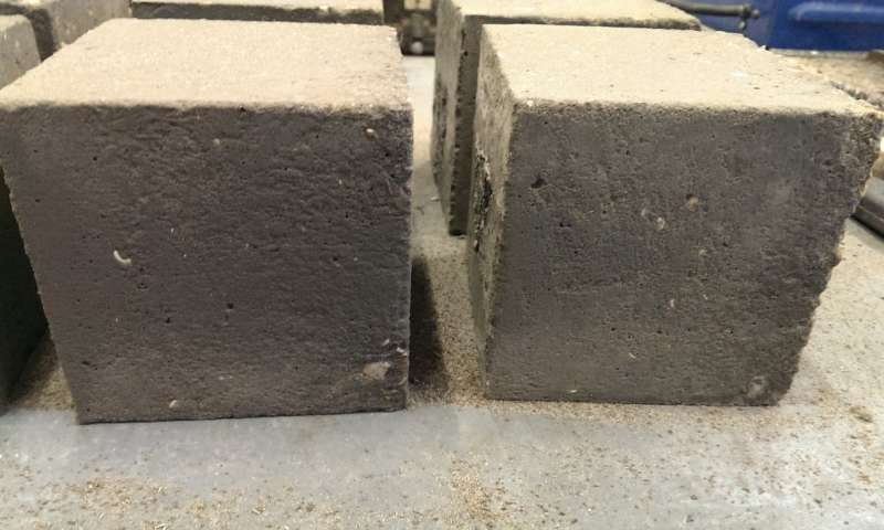 Graphene-Reinforced Concrete