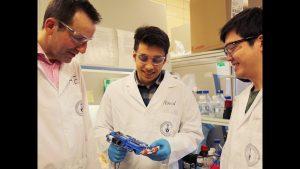 Glue Gun-Like Skin Printer Can Help Heal Wounds