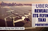 Uber Unveils Prototype to Create Flying Taxi by 2023