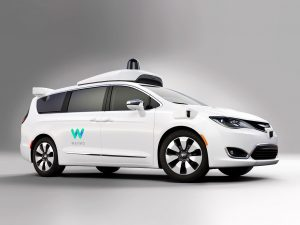Waymo Autonomous Minivan Involved in Scary Crash