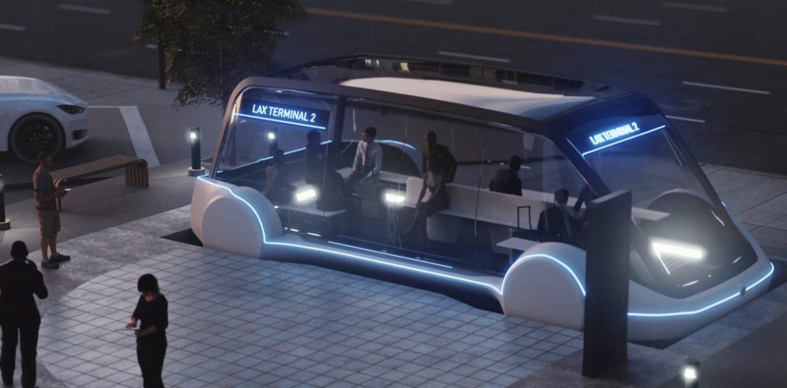 Underground Commuter System