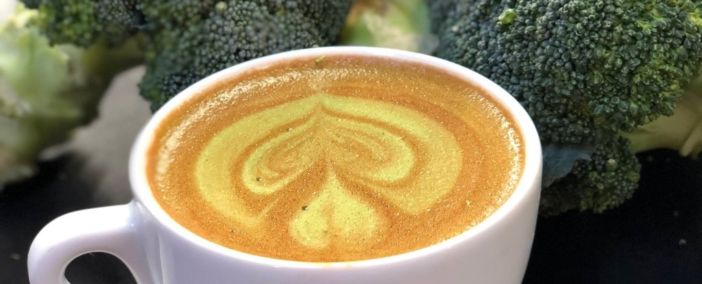 Broccoli coffee