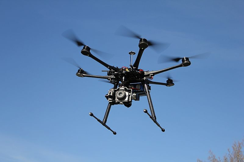 Drones Are Being Used in Construction, but Will the Government Allow It?
