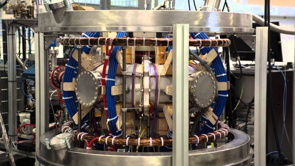 Experimental Fusion Reactor Reaches Temperature of the Sun