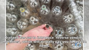 Reverse Vending Machine Pays You to Recycle