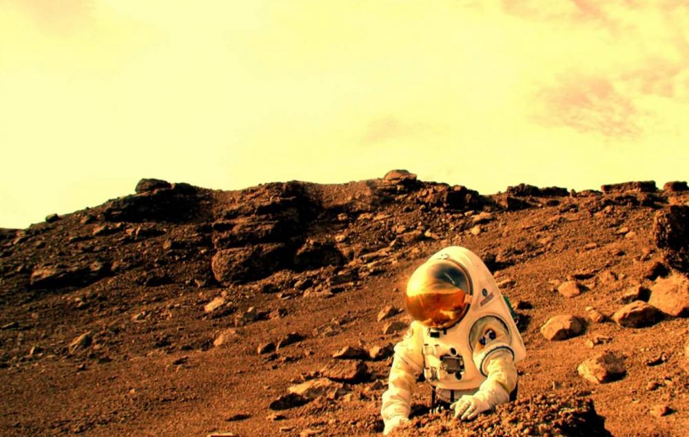 Breathe On Mars