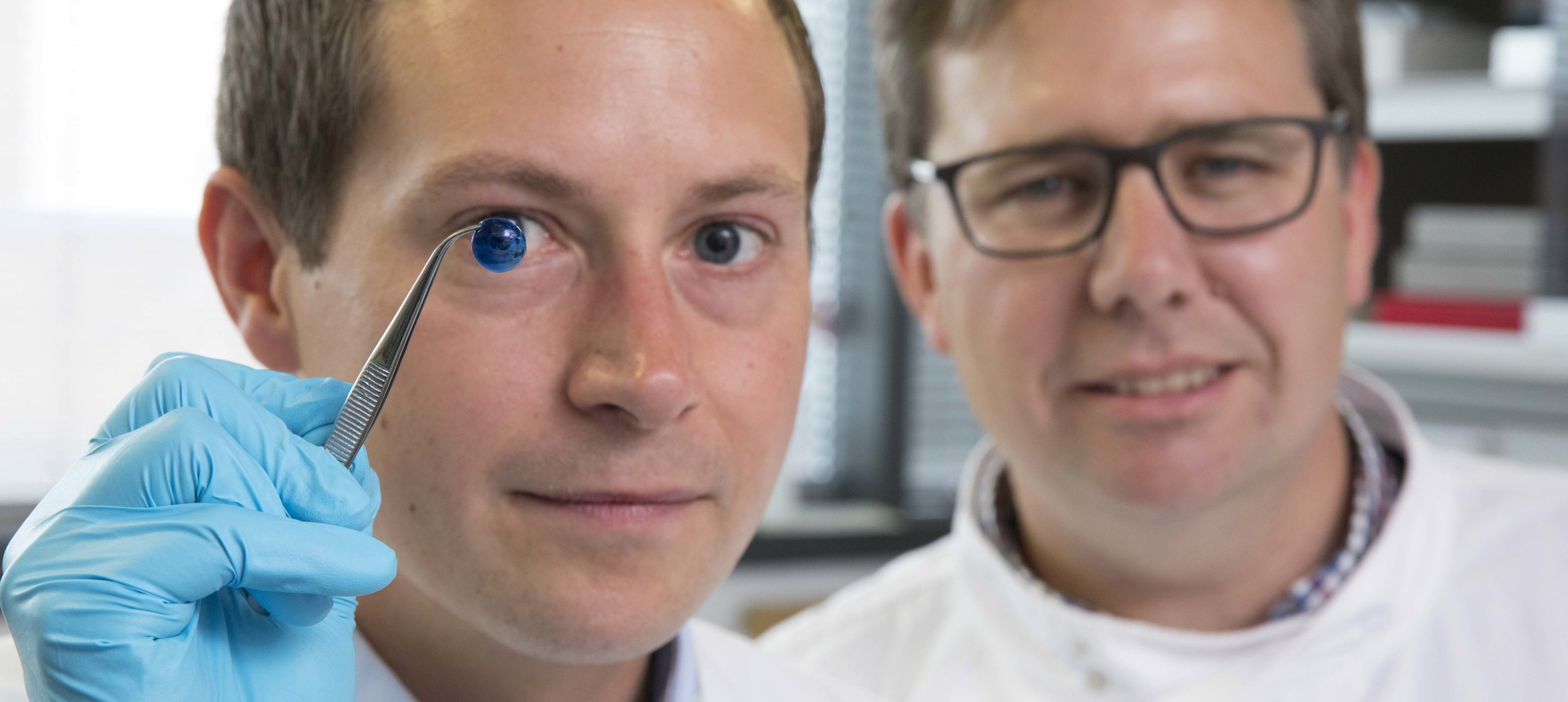 Scientists 3D Print Artificial Cornea Utilizing Human Cells