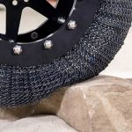 NASA's Titanium Spring Tires Are Nearly Indestructible