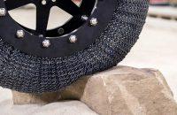 Titanium Spring Tires