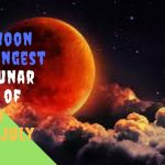 Blood Moon Eclipse on July 27 Will Be Longest of This Century
