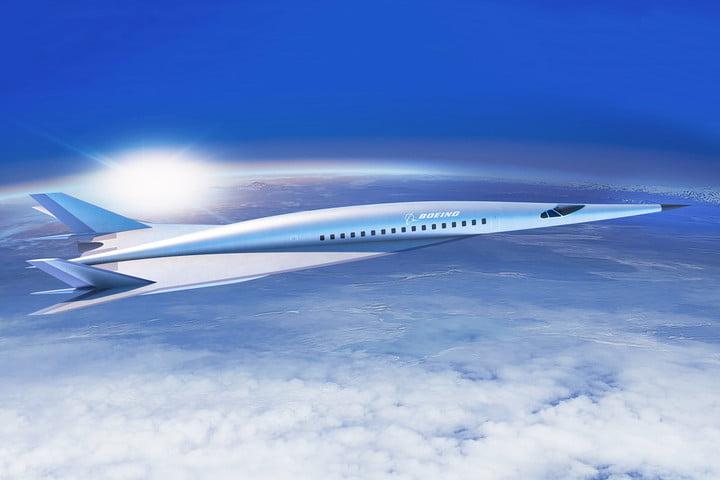 hypersonic passenger jet