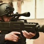 Chinese Laser Gun Burns Human Flesh From Long Distance