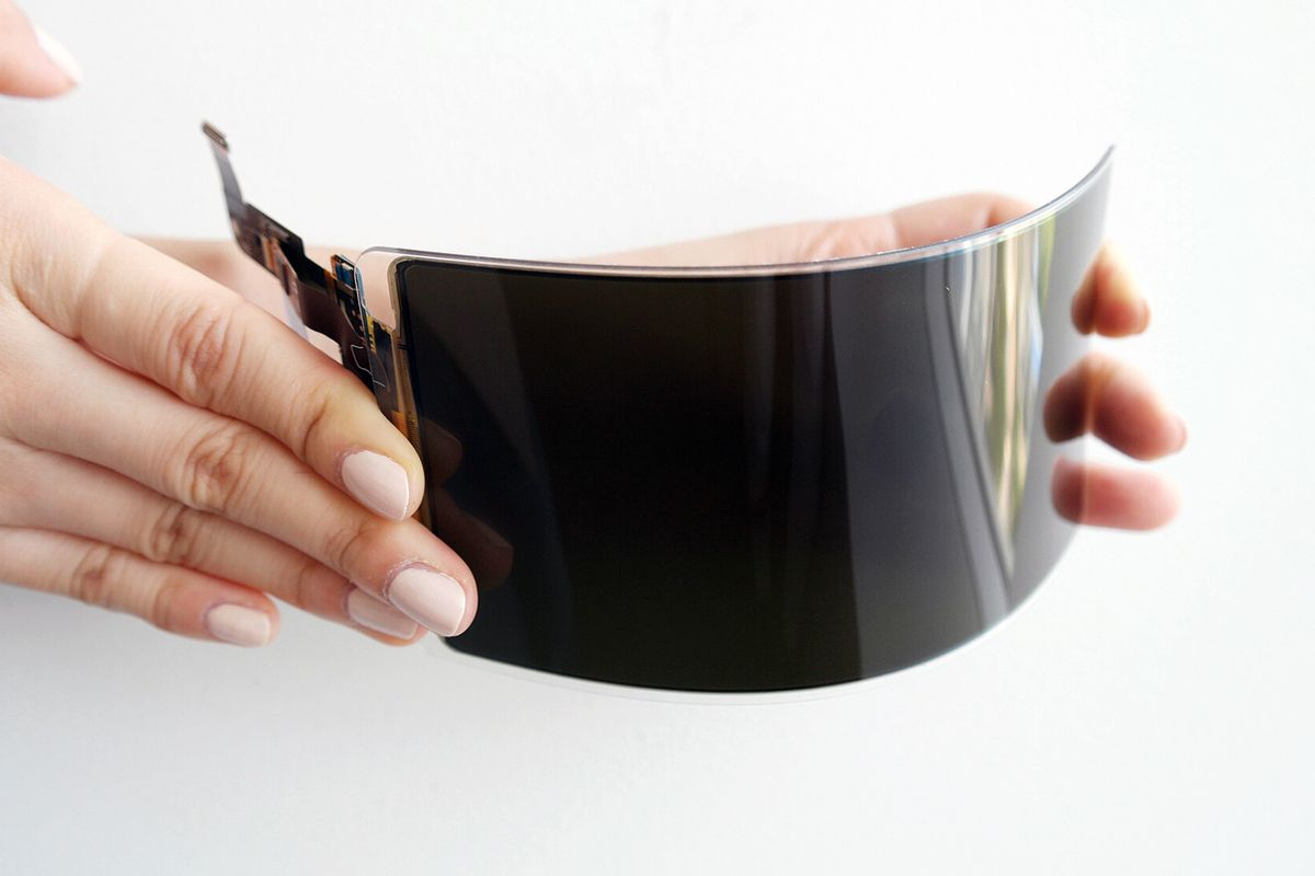 Flexible OLED Panel
