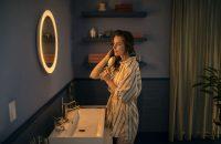 Adore Bathroom Lighted Mirror