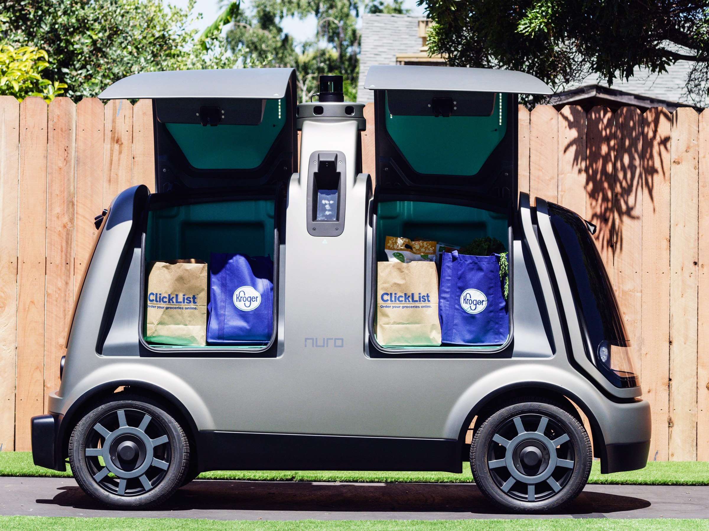 Kroger Collaborates With Autonomous Vehicle Startup Nuro for Robot on golf cartoons, golf girls, golf trolley, golf players, golf card, golf hitting nets, golf words, golf buggy, golf accessories, golf tools, golf games, golf machine, golf handicap,