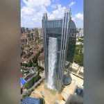 World's Largest Man-Made Waterfall: $120 per Hour to Run