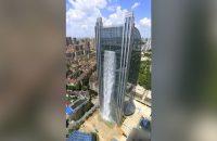 World's Largest Man-Made Waterfall