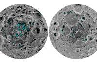 Ice on the Moon