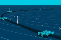 Giant 'Pac Man' Will Eat Half of the Great Pacific Garbage Patch in Five Years