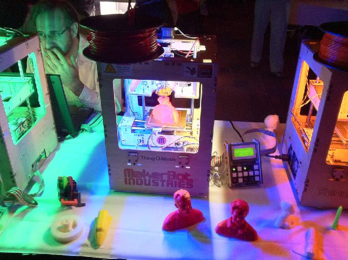 3D Desktop Printing, Endless Possibilities