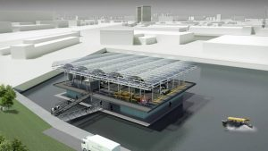 Dutch City to Launch World's First Floating Dairy Farm