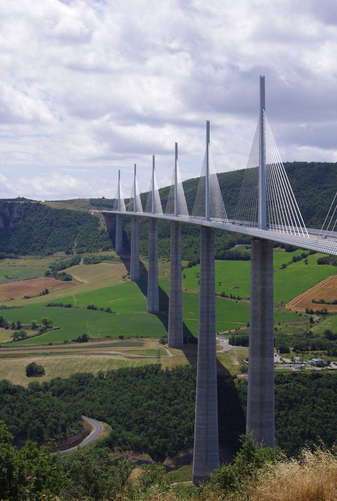 The Most Beautiful Bridge in the World, Millau Viaduct
