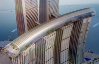 Chinese Raffles City Sets The World Record For Highest Sky Bridge