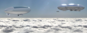 NASA Plans for a 'Cloud City' Of Airships to Explore Venus