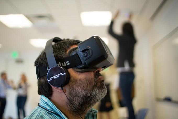 Virtual Reality Transforming Construction Engineering & Design