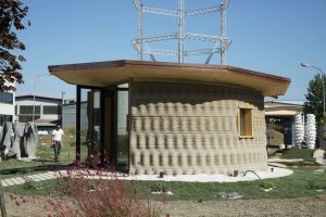 The World's First 3D Printed Green House