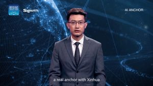 World's First AI News Anchor Makes Its Debut in China