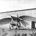Bizarre Volerian Aircraft Has Flapping Wings