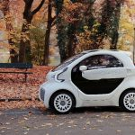 This 3D Printed Car with Just 57 Parts Is Five Times Safer Than Its Conventional Counterparts